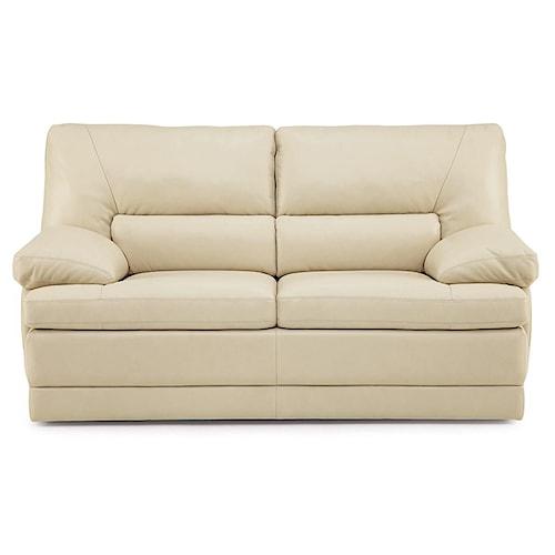 Palliser Northbrook Pillow Arm Loveseat