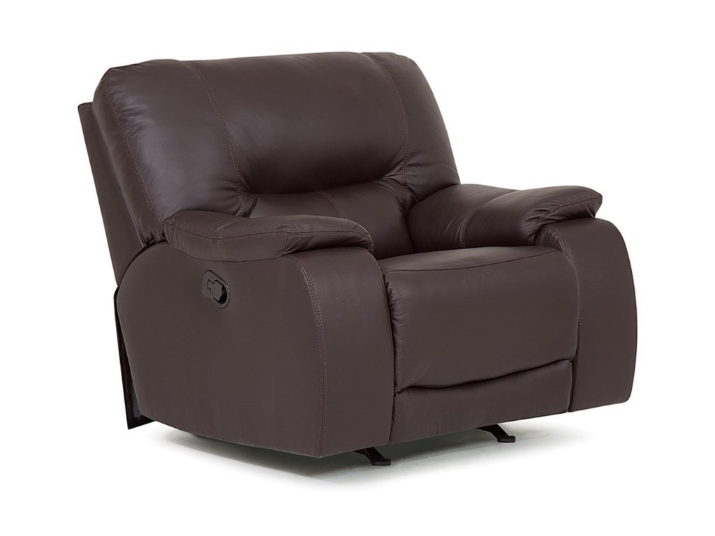 Palliser NorwoodManual Swivel Rocker Recliner