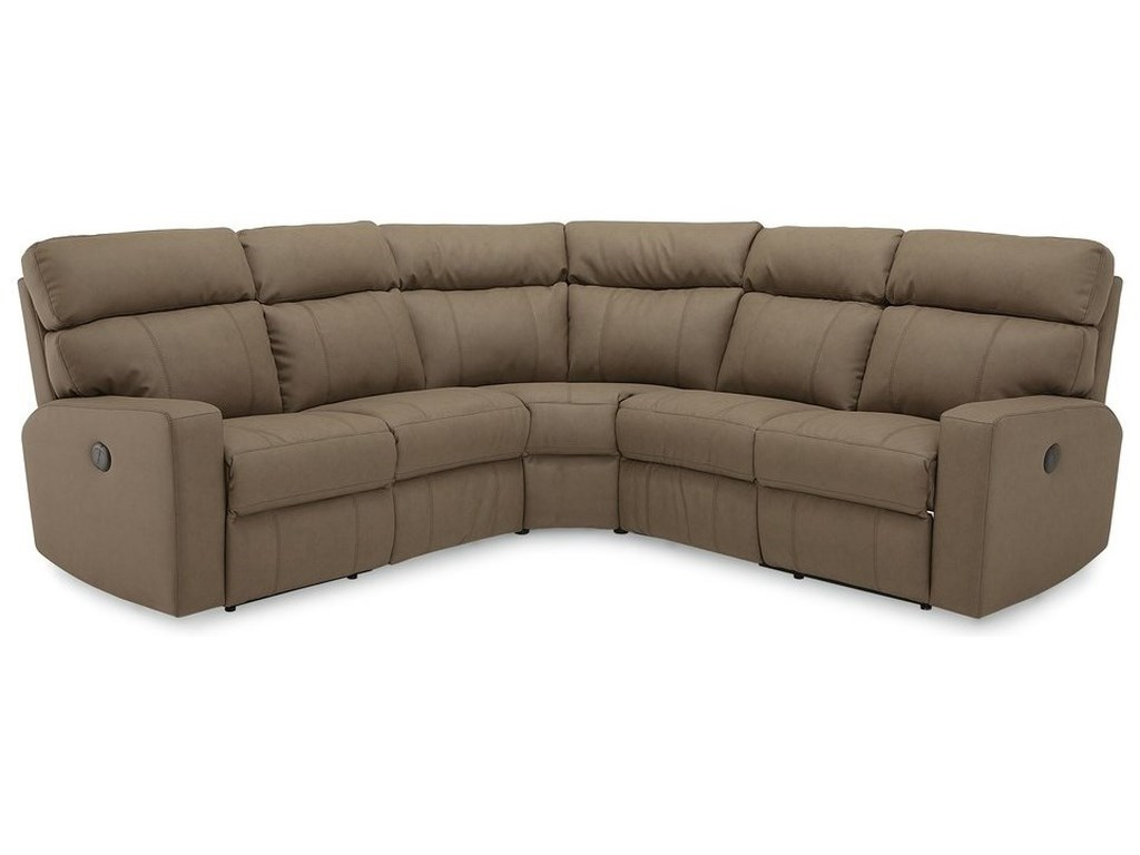 Palliser OakwoodReclining Sectional Sofa