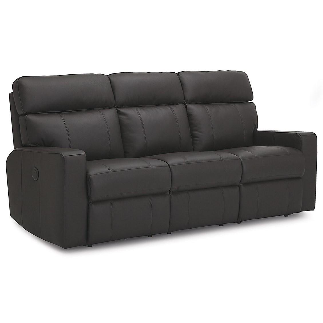 palliser oakwood 41049 61 apartment size power reclining sofa rh furnitureappliancemart com