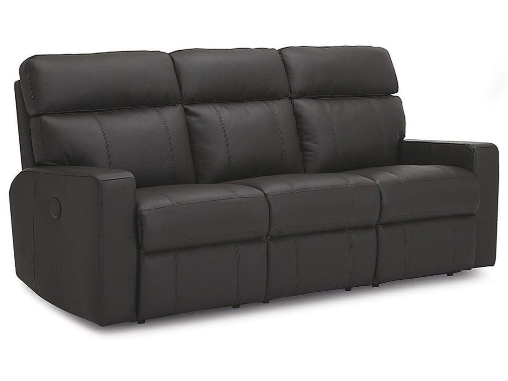Palliser Oakwood Apartment-Size Power Reclining Sofa | Belfort ...