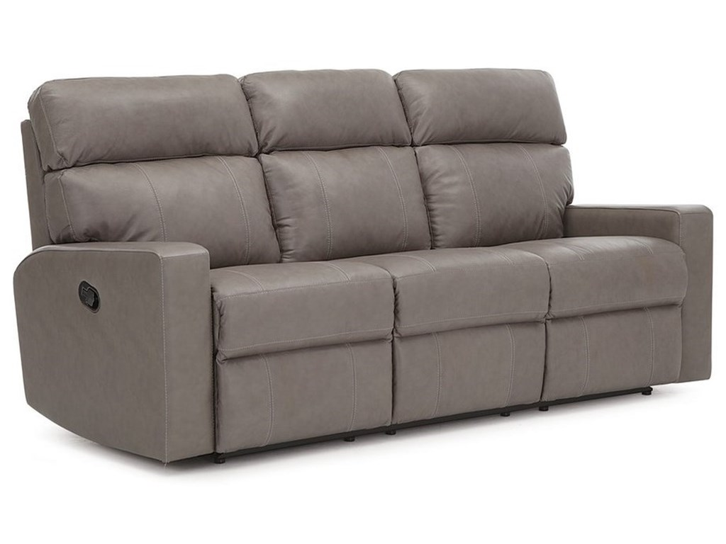 Apartment Size Reclining Sofa
