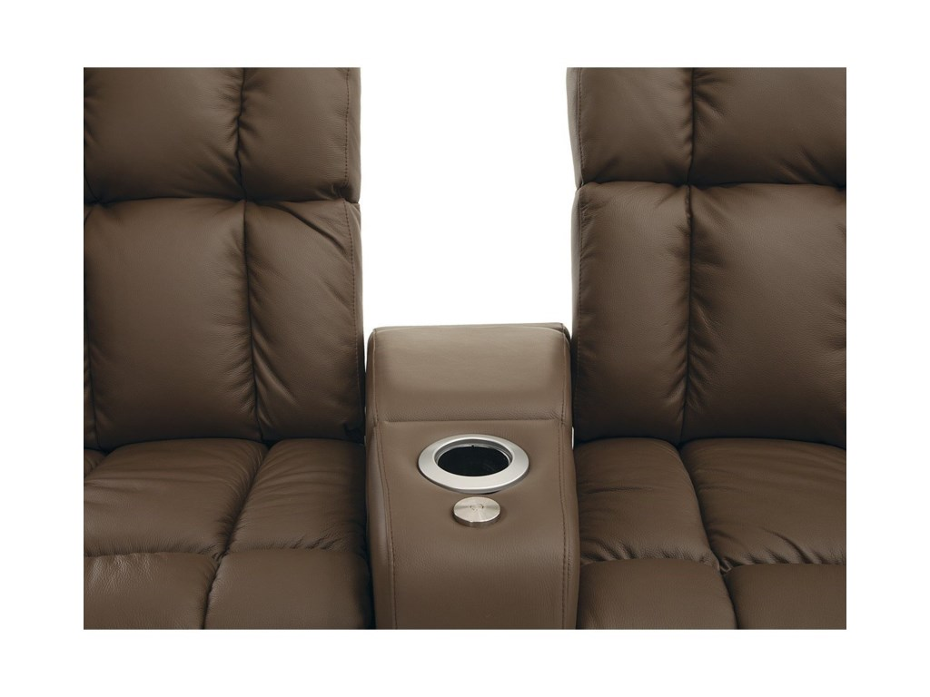 Palliser OvationTheater Seating Reclining Sectional