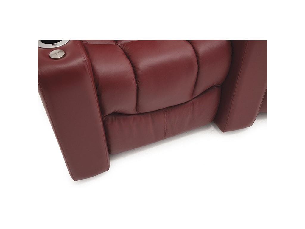 Palliser Paragon2-Seat Reclining Home Theater Seating