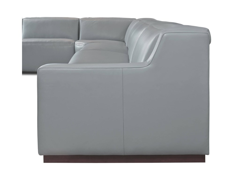 Palliser PathPower Reclining Sectional