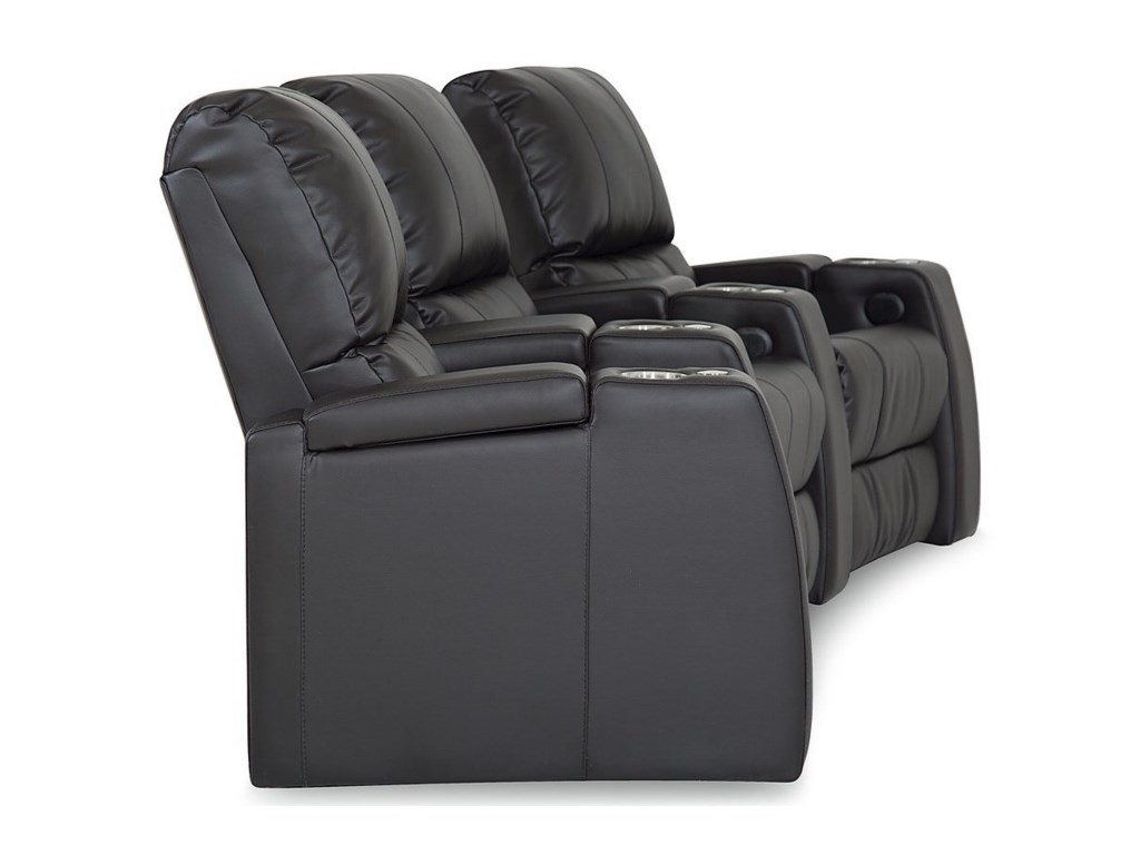 Palliser Playback3 Person Manual Theater Seating