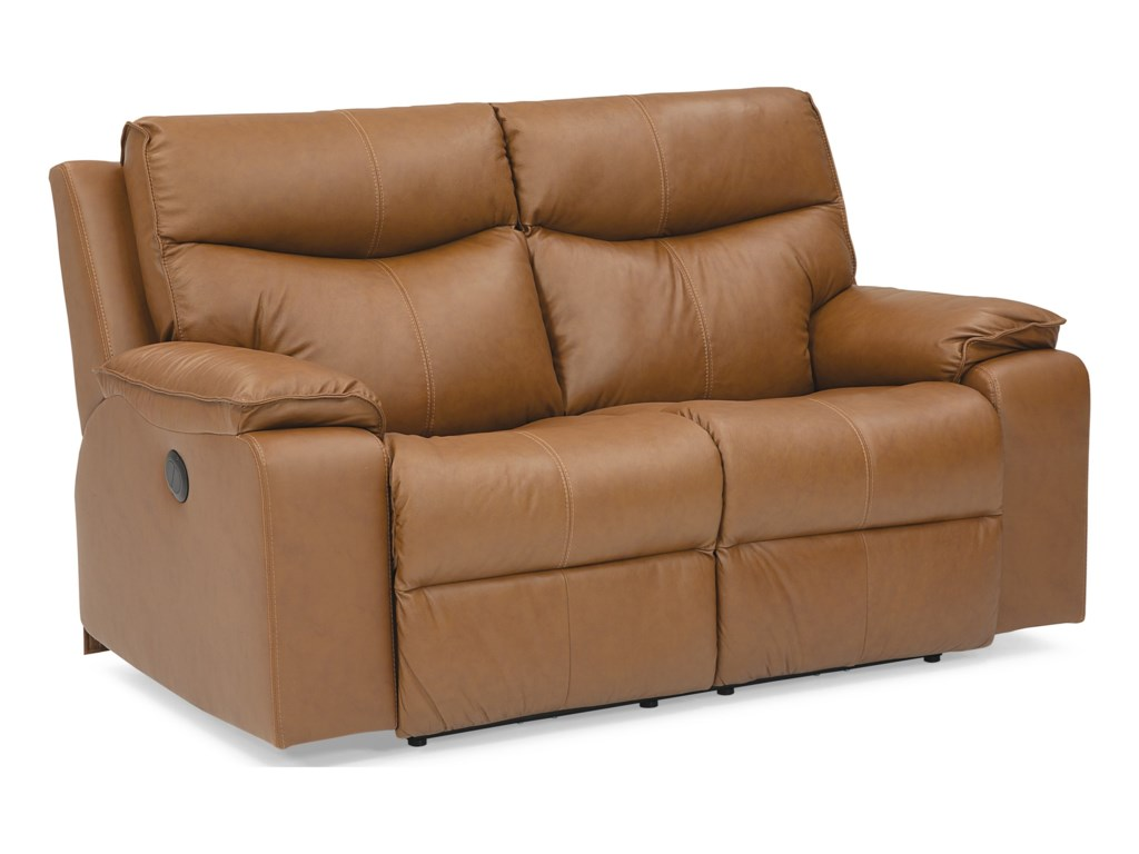 Palliser ProvidenceLoveseat w/ Manual Recline