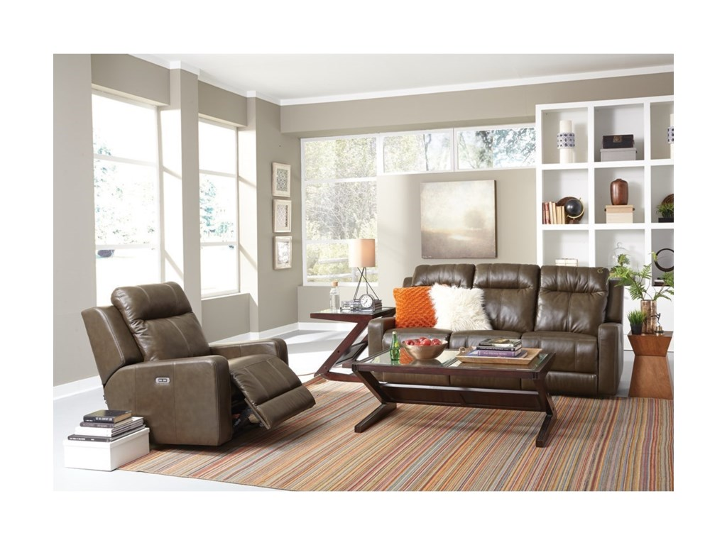 Palliser RedwoodPower Reclining Living Room Group