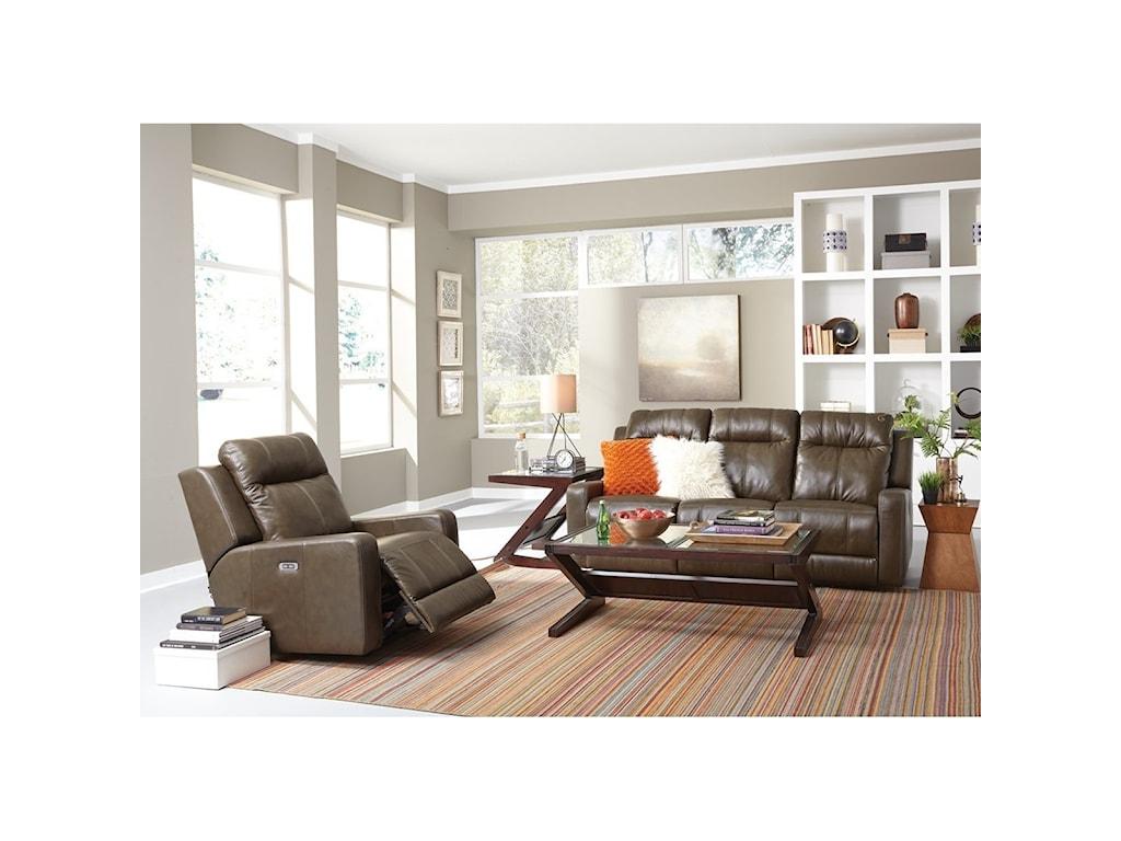 Palliser RedwoodPower Reclining Living Room Group