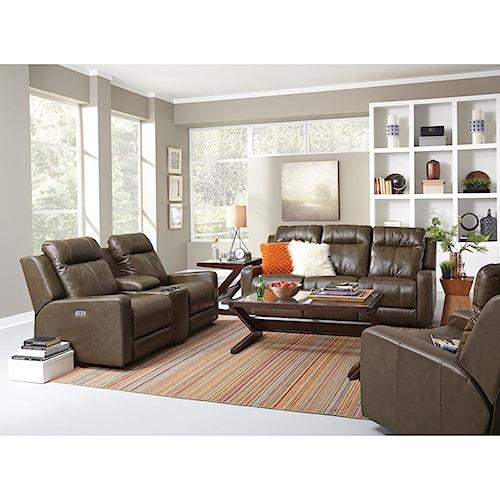 Palliser Redwood Power Reclining Living Room Group
