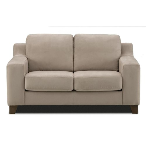 Palliser Reed Upholstered Love Seat