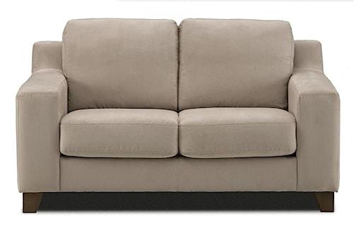 Palliser Reed Upholstered Love Seat
