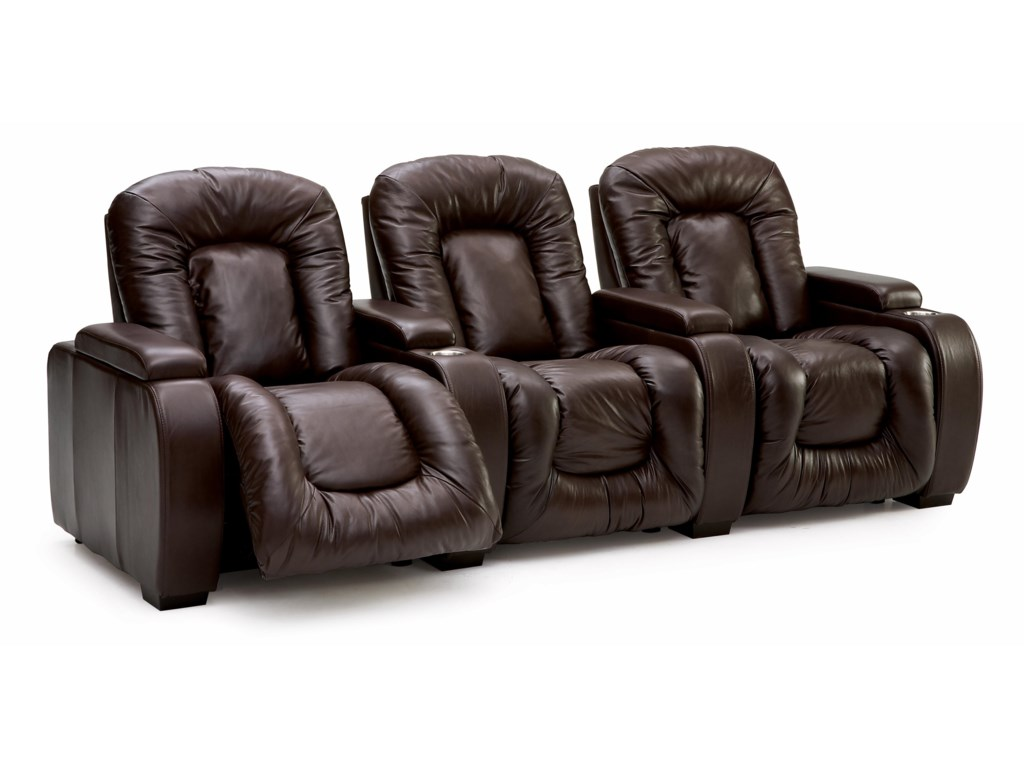 Palliser Rhumba3-Piece Theater Seating