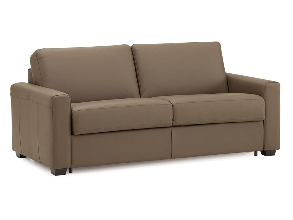 Palliser Roommate 40511-21 Contemporary Sofa W/Super Double ...