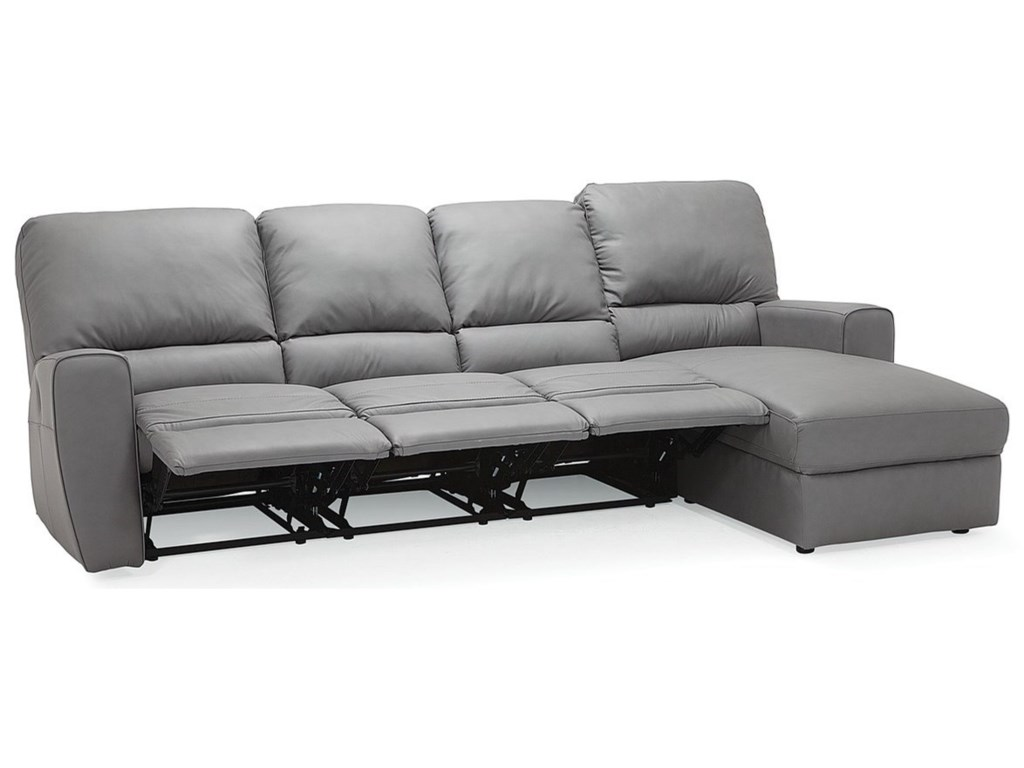 Palliser San Francisco4-Seat Reclining Sectional Sofa