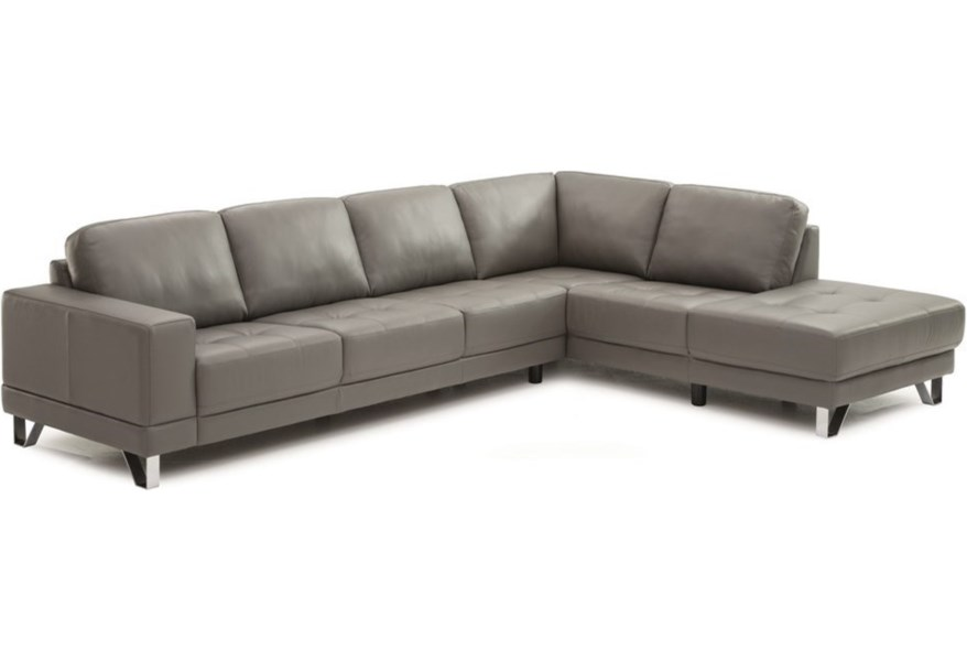 Seattle Contemporary 2 Piece Sectional
