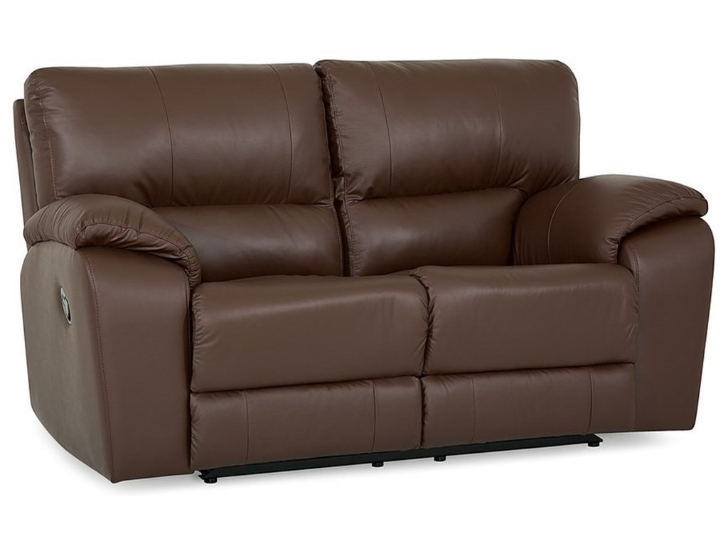 Palliser ShieldsManual Reclining Loveseat