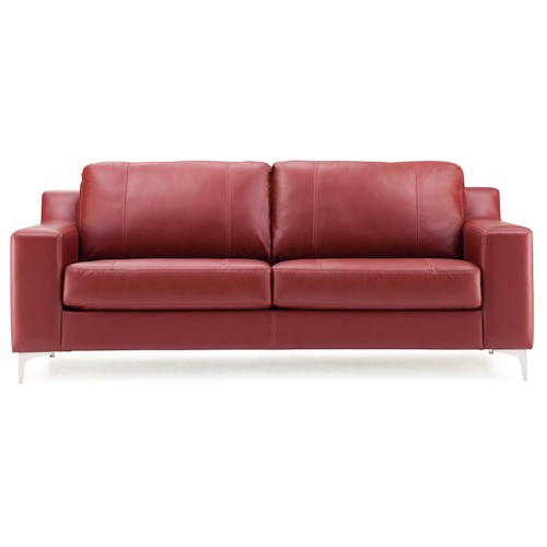 Palliser Sonora Contemporary Track Arm Sofa