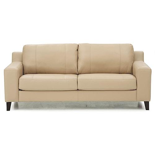 Palliser Sonora Contemporary Track Arm Sofa