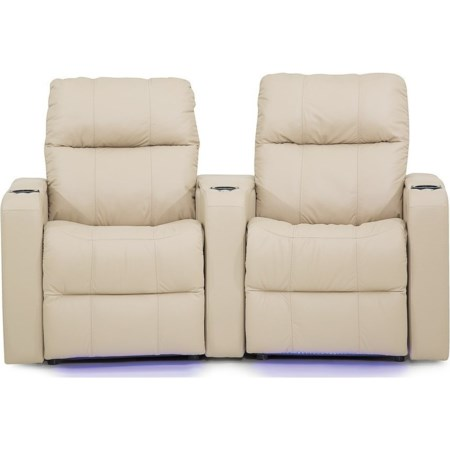 Double Power Theater Recliner