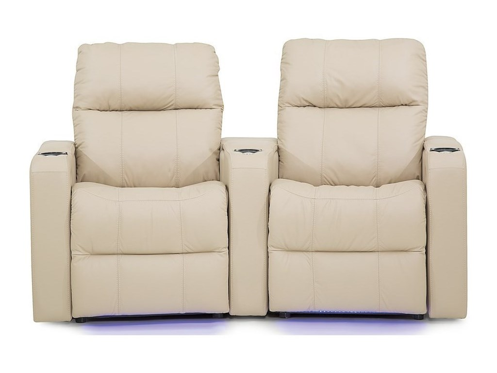 Palliser SoundtrackDouble Power Theater Recliner
