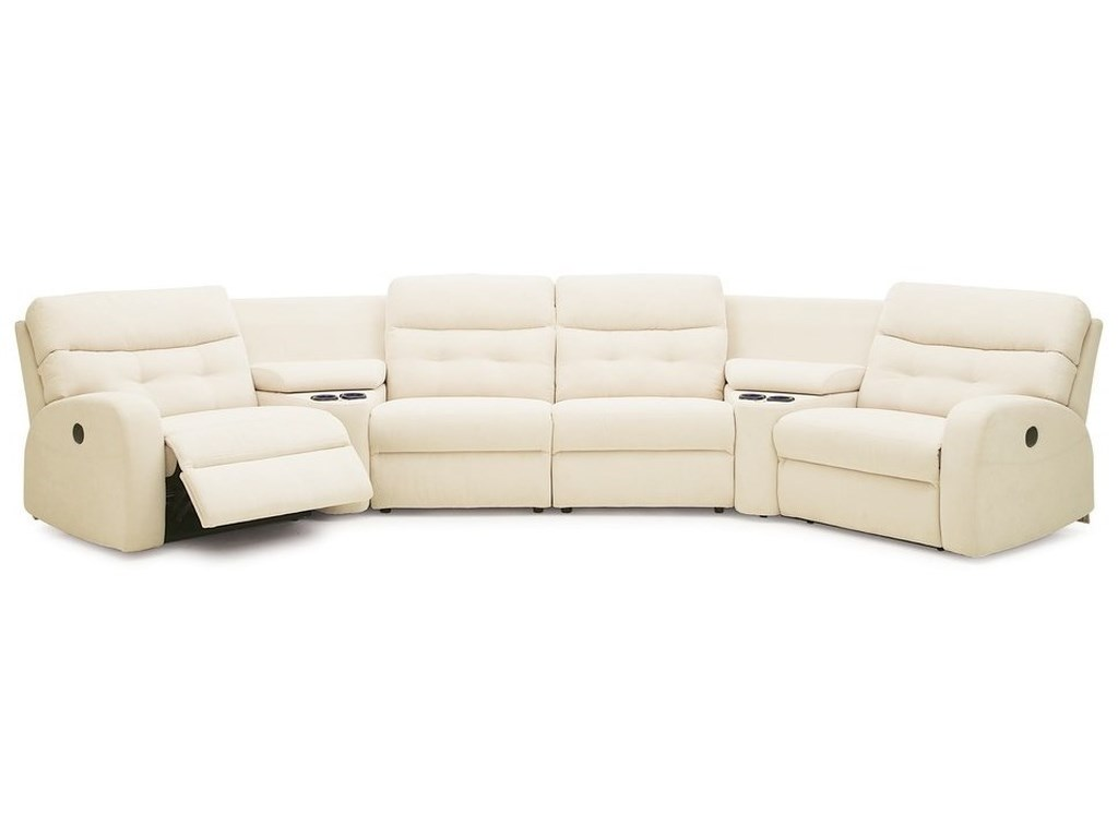 Palliser SouthgateManual Reclining Sectional