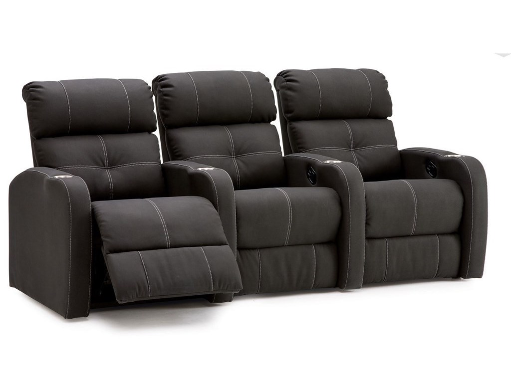 Palliser StereoTheater Seating Sectional