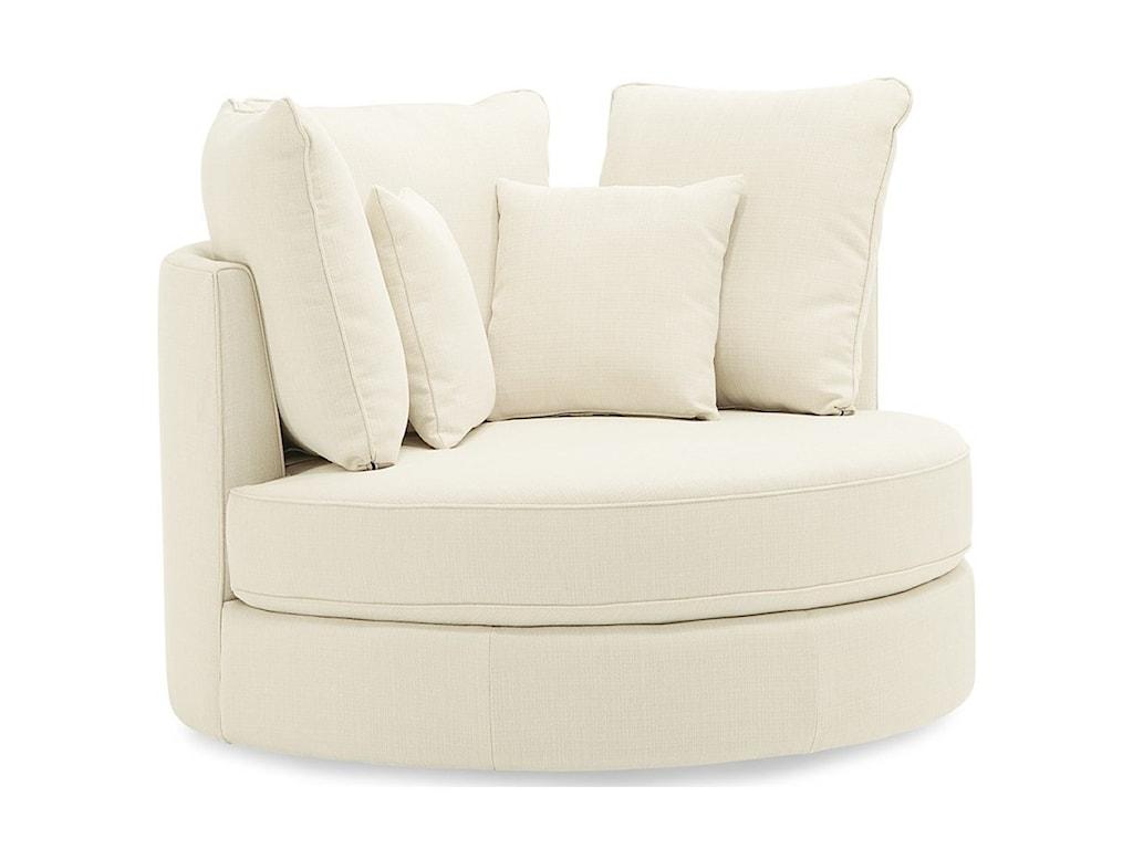 Palliser SuttonSwivel Chair w/ Two 16