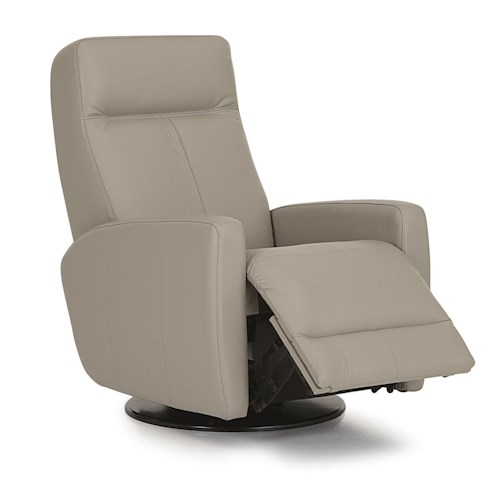 Palliser Syracuse Contemporary Swivel Glider Recliner