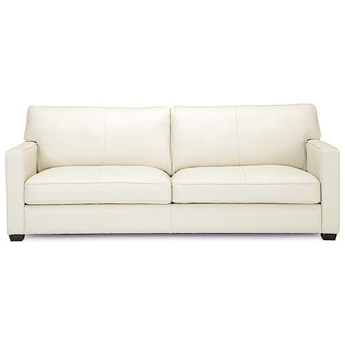 Palliser Talia Contemporary Sofa with Track Arms