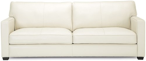 Palliser Talia Contemporary Sofa with Track Arms