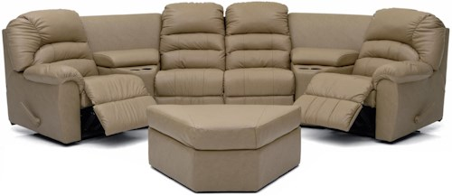 Palliser Taurus Casual Theater Seating