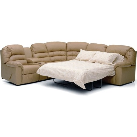 Sectional Sofa Recliner