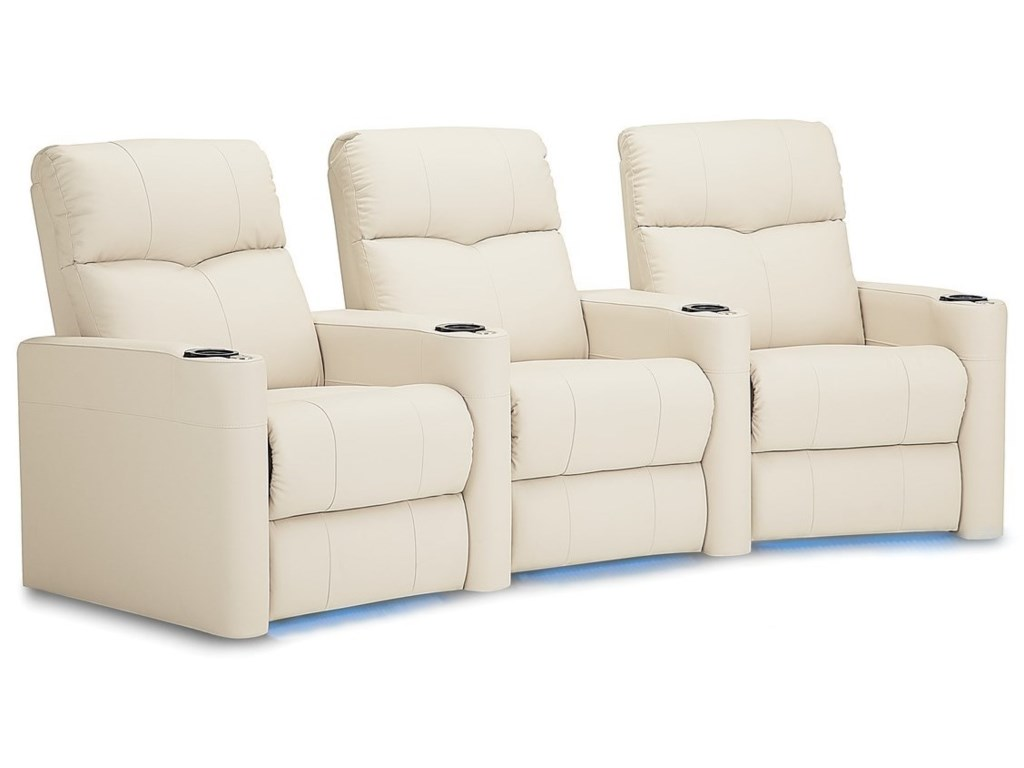 Palliser TechnoCurved Theater Seating