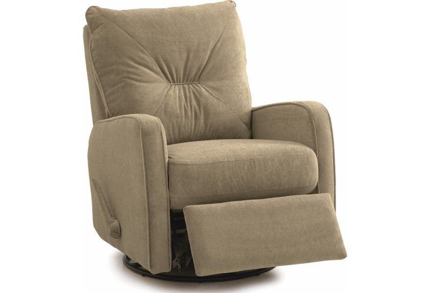 Superb Palliser Theo Contemporary Swivel Rocking Reclining Chair Ncnpc Chair Design For Home Ncnpcorg