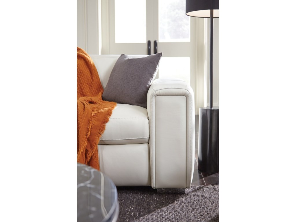 Palliser Titan3-Seat Sectional Sofa w/ Pwr Head & Pwr Recl