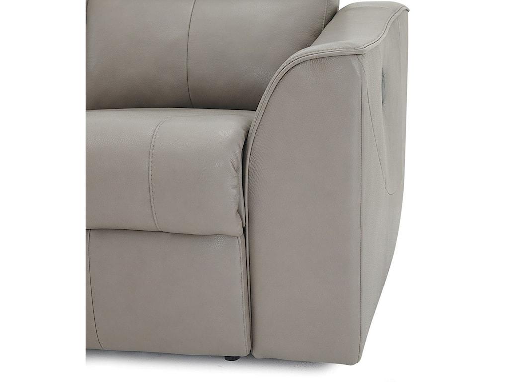 Palliser Topaz4-Seat Reclining Sectional Sofa