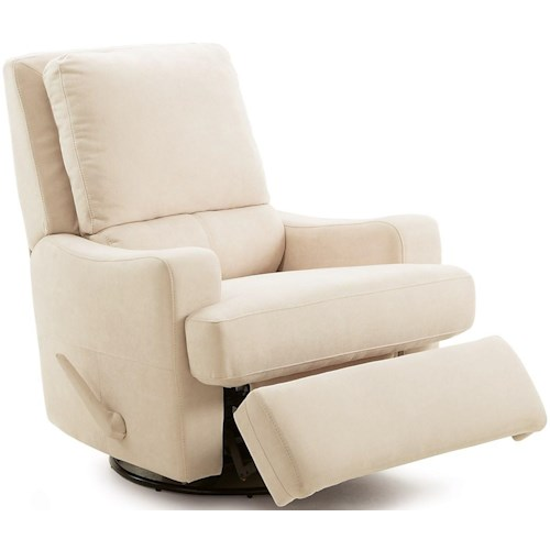 Palliser Triumph Contemporary Swivel Rocker Recliner
