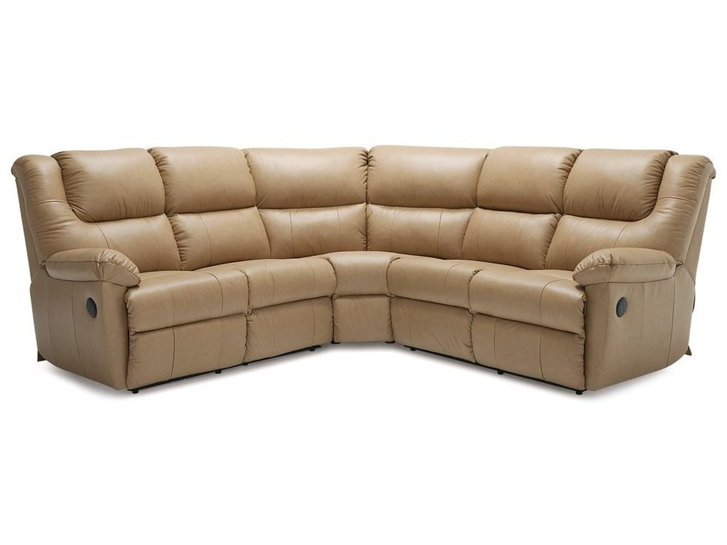 Palliser TundraPower Reclining Sectional