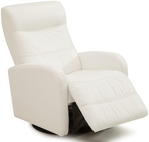Palliser Valley Forge II Contemporary Swivel Glider Power Recliner