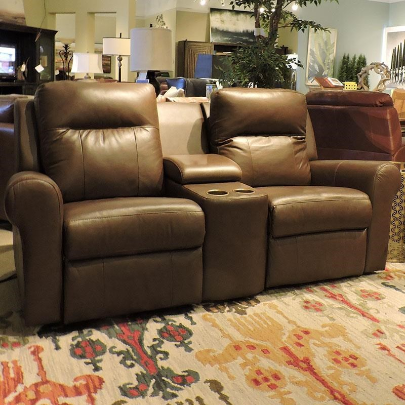 Palliser Vega Power Console Loveseat Belfort Furniture