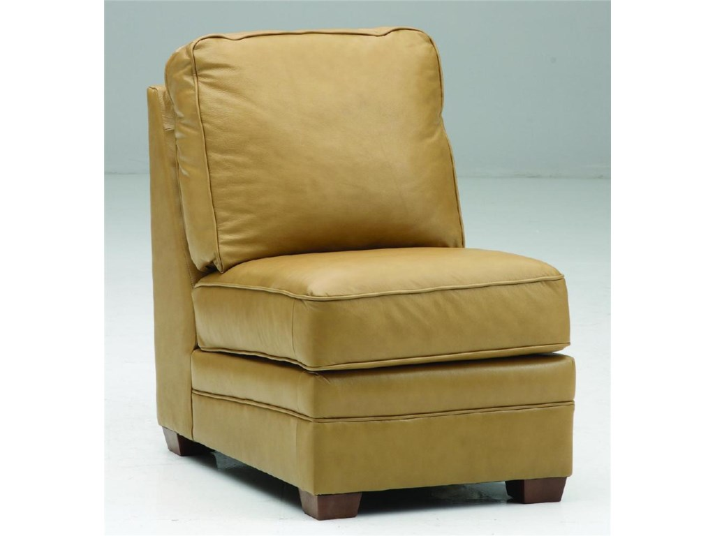 Palliser Viceroy 77492Armless Chair