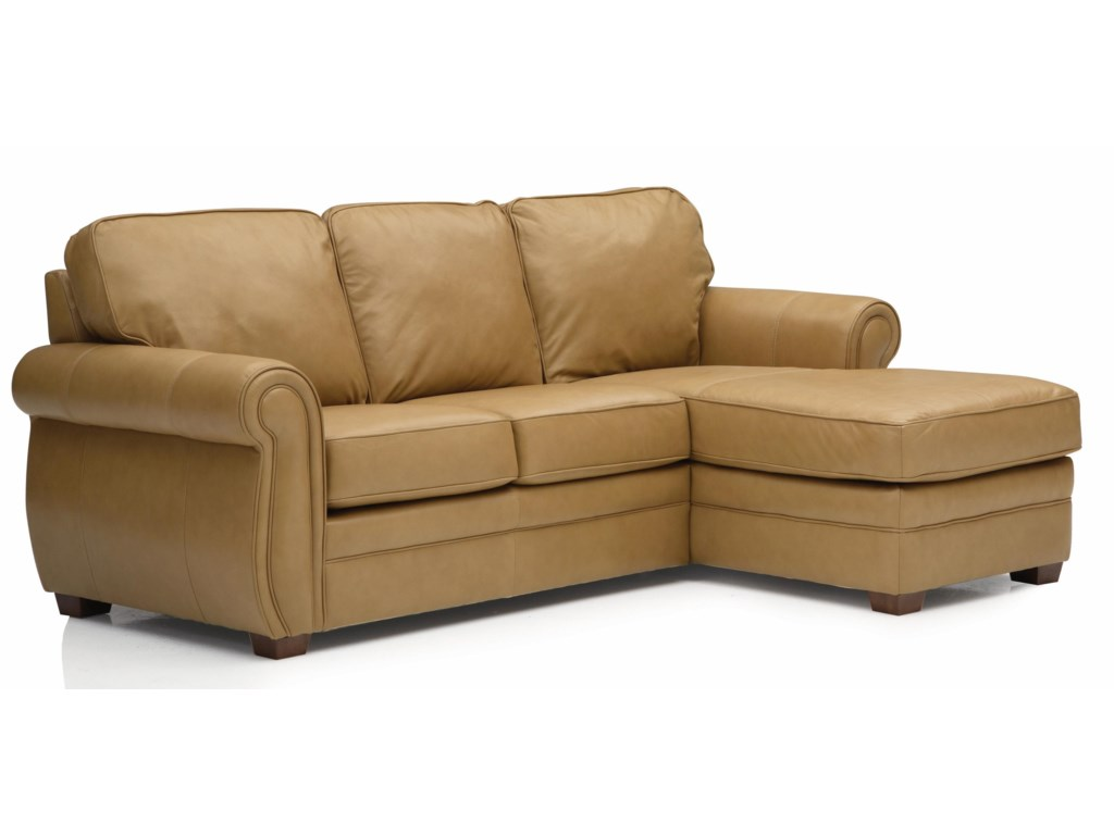 Palliser Viceroy 77492Sectional with Chaise