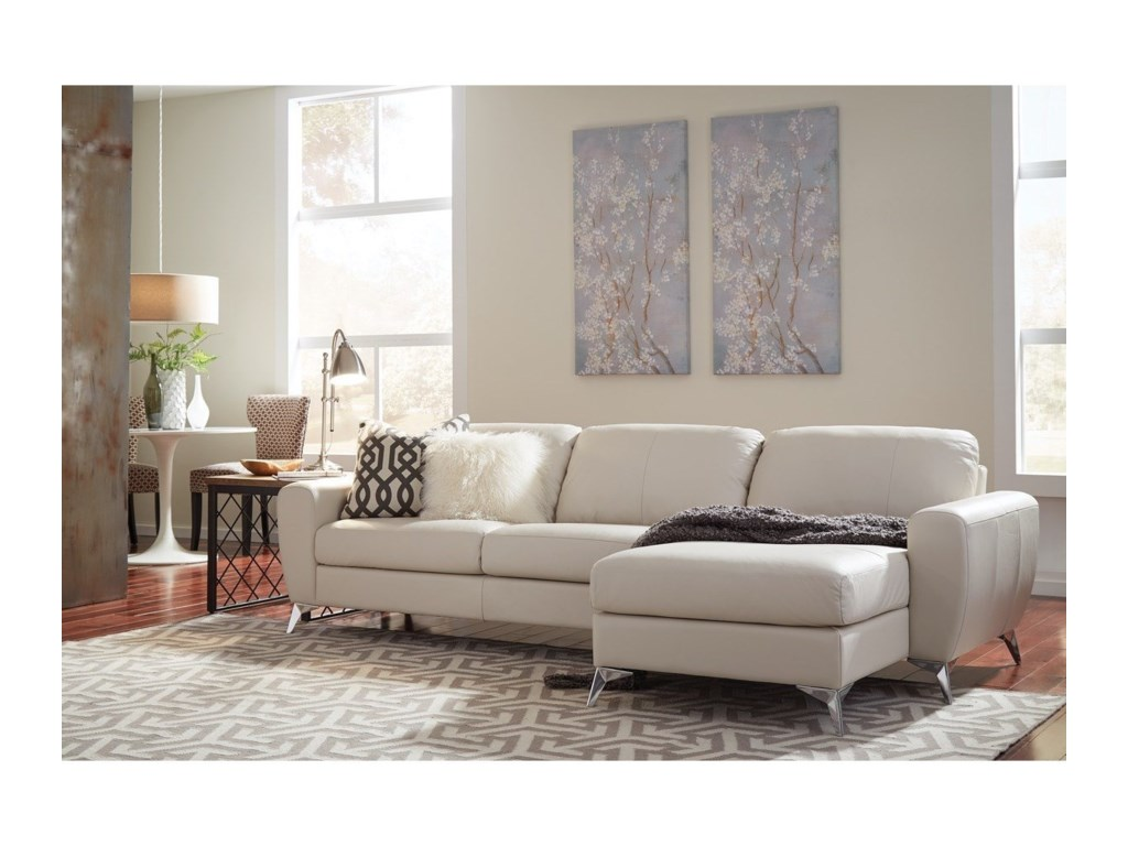 Palliser VivyThree Seat Sectional Sofa
