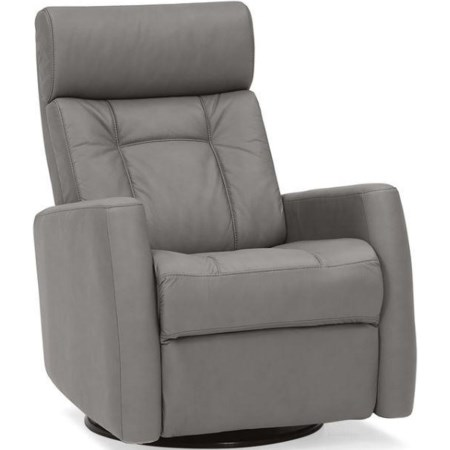 Swivel Glider w/ Power Headrest