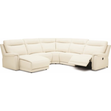 LHF Sectional w/ Chaise