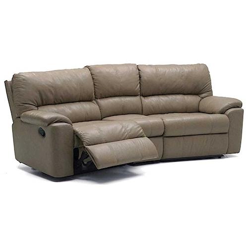 Palliser Yale 41059 Reclining Sofa