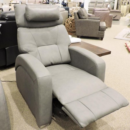 Transitional Zero Gravity Recliner with Trac