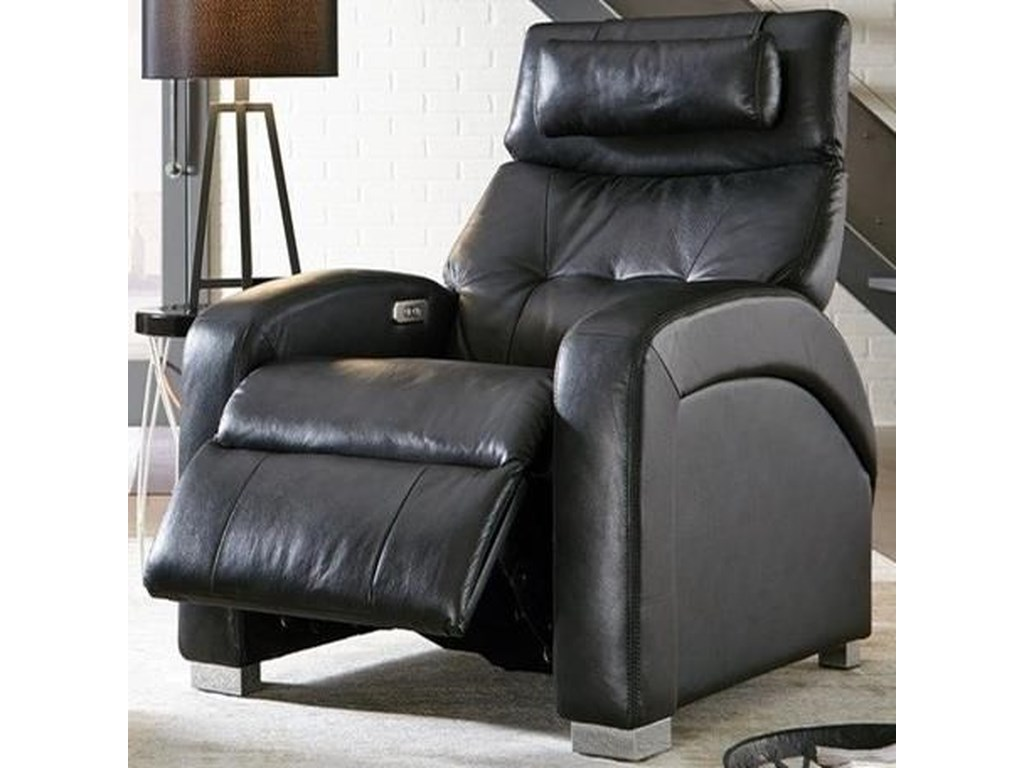Zero Gravity Recliner Transitional With Full Chaise Cushion By Palliser