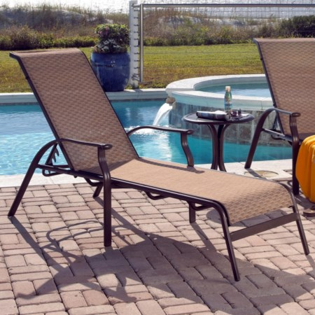 Sling Chaise